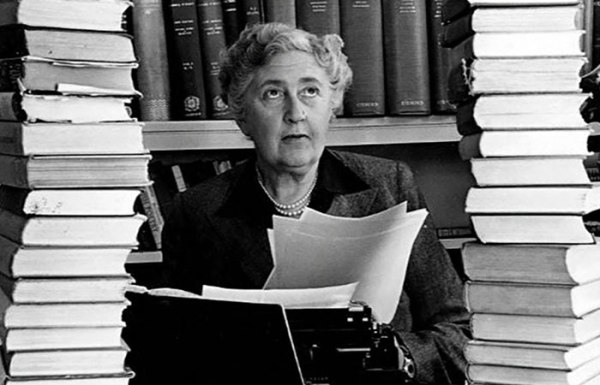 Agatha Christie entre livros
